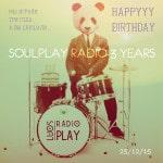 С днем рождения Soulplay Radio! Нам 3 года