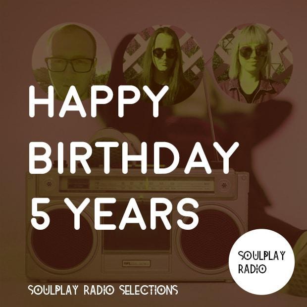 Soulplay Radio исполнилось 5 лет — С Днем Рождения