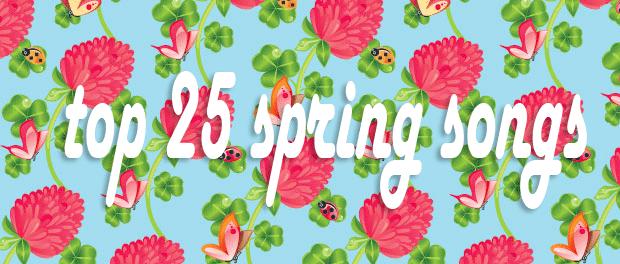 Весенний плейлист 2015! Песни и треки для весеннего настроения!
