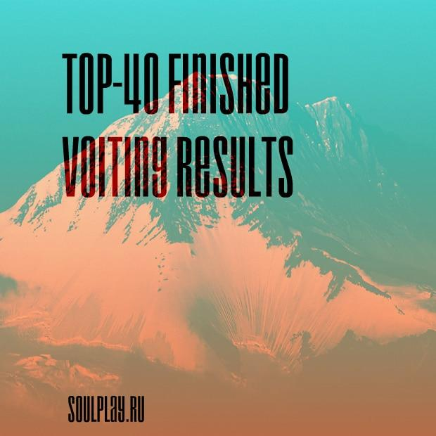 Топ-чарт 2016 завершен. Результаты голосования