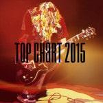 Вот так завершился топ-чарт 2015! Сорок лидеров