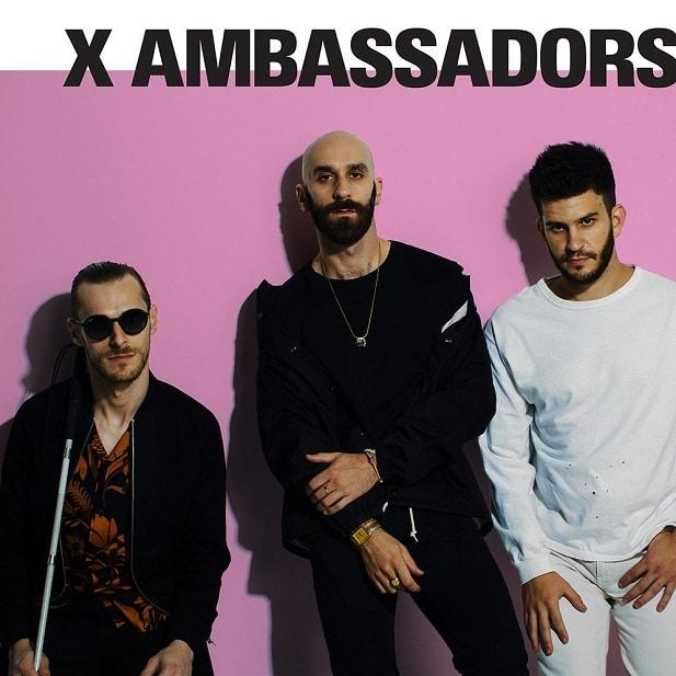 Концерт X Ambassadors, 29 марта 2018 года, ГлавClub Green Concert, Москва