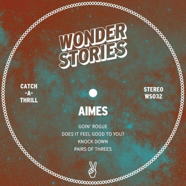 Aimes - Goin' Rogue (EP) – Космический диско-хаус