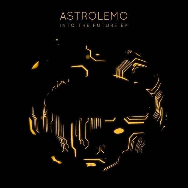 Astrolemo - Into The Future (EP) – Саундскейпы лунных ночей