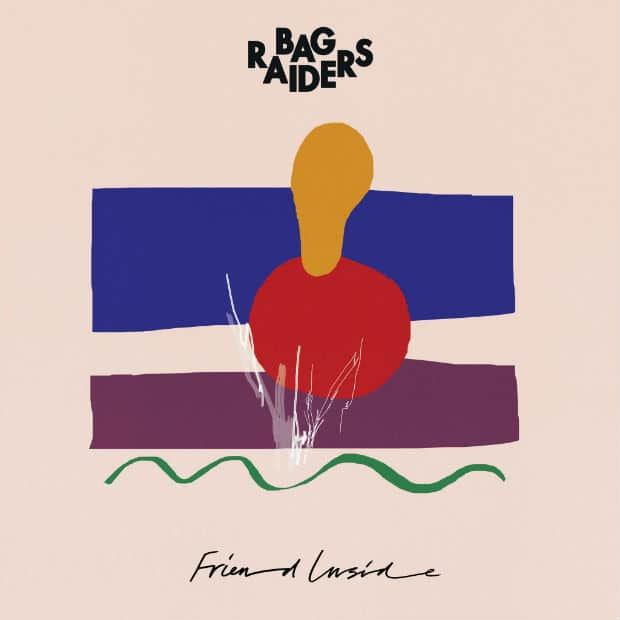 Bag Raiders - Friend Inside (EP)