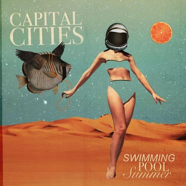 Capital Cities - Swimming Pool Summer (EP) – Казуальное диско