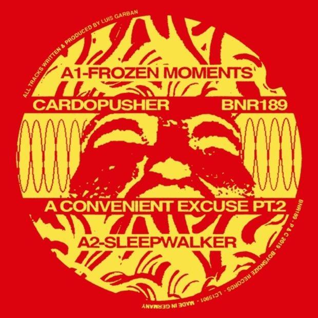 Cardopusher - A Convenient Excuse Pt.2 – Механический киберпанк