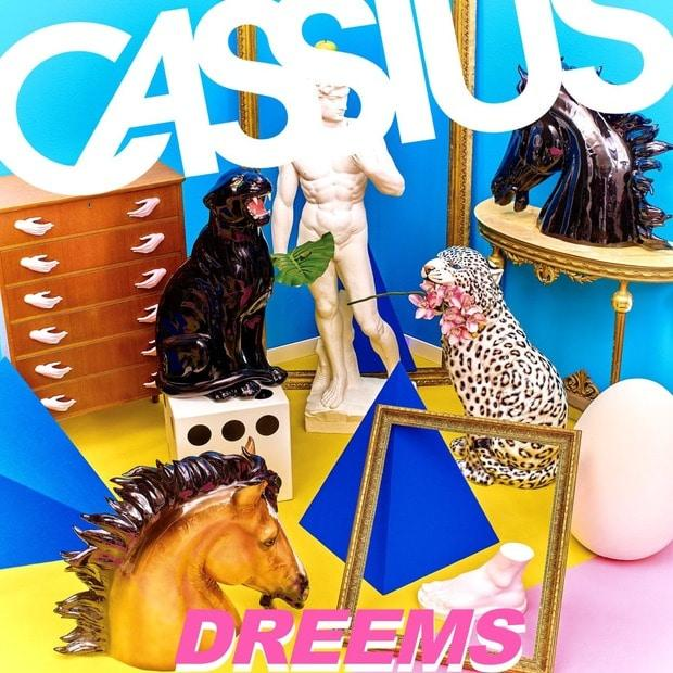 Cassius – Dreems – Теплый french touch