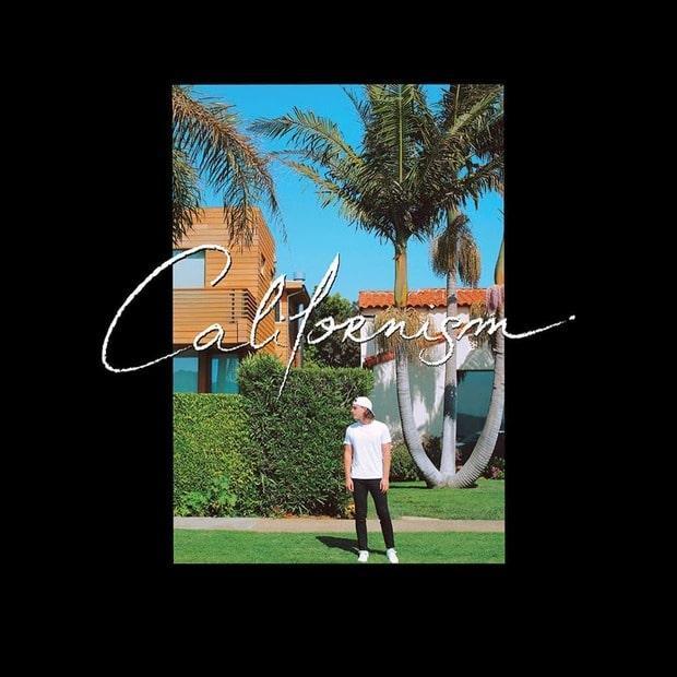 Cherokee - Californism (EP) – Солнечный диско-вейв