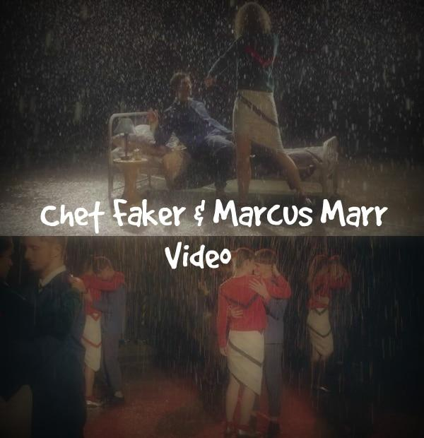 Клип: Marr Marcus & Chet Faker — The Trouble With Us (video)