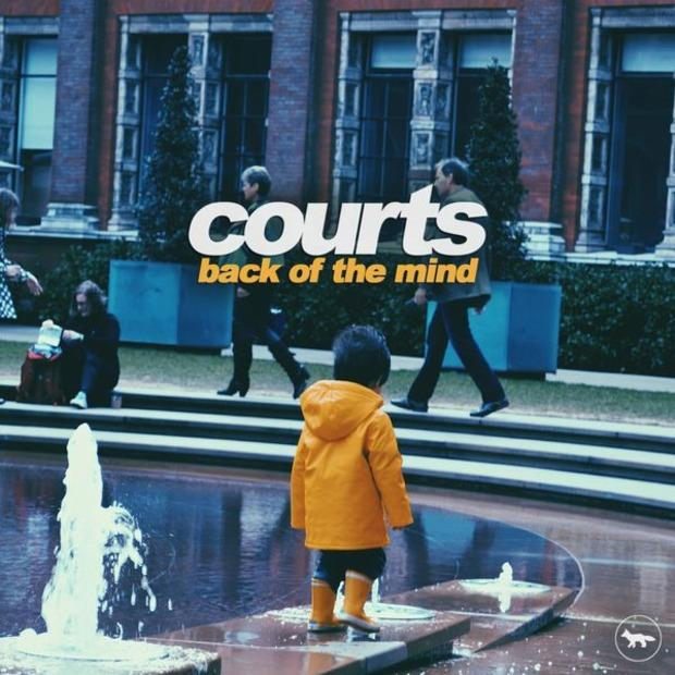 Courts - Back of the Mind – Фанк с особым шиком
