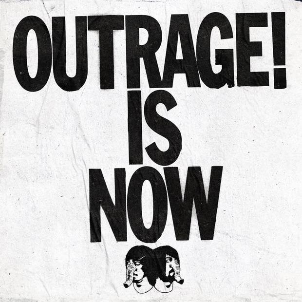 Death From Above - Outrage! Is now – От денс-панка к зрелому драйву