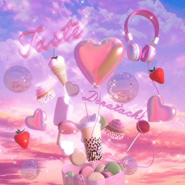 Donatachi - Taste (EP) – Фееричный bubblegum-pop