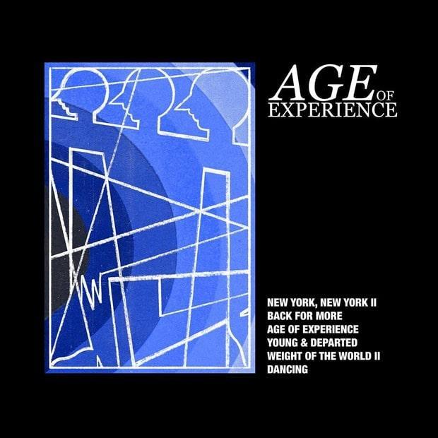 Glassio – Age of Experience (ЕР) – Эмоциональные стороны инди-попа