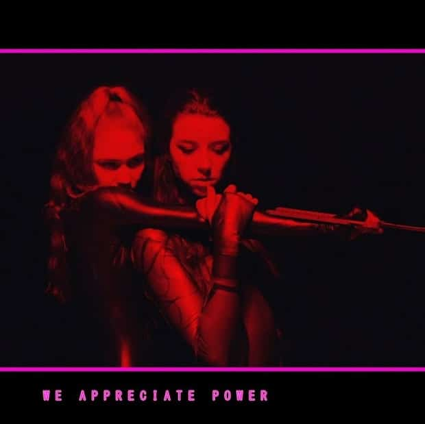 Клип: Grimes — We Appreciate Power (Lyric Video)