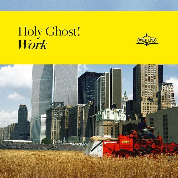Holy Ghost! – Work – Возвращение к диско-истокам