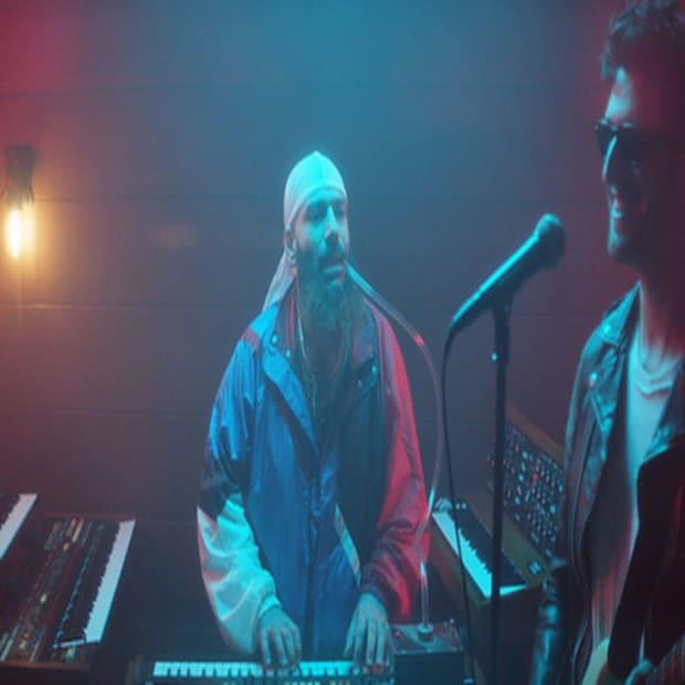Клип Chromeo - Must've Been (feat. DRAM) (Official Video)