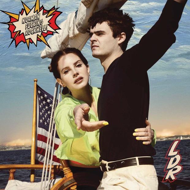 Lana Del Rey - Norman Fucking Rockwell – Меланхолия, антиутопия и серф-рок