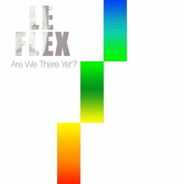 Le Flex - Are We There Yet – Новые идеи ретровейва