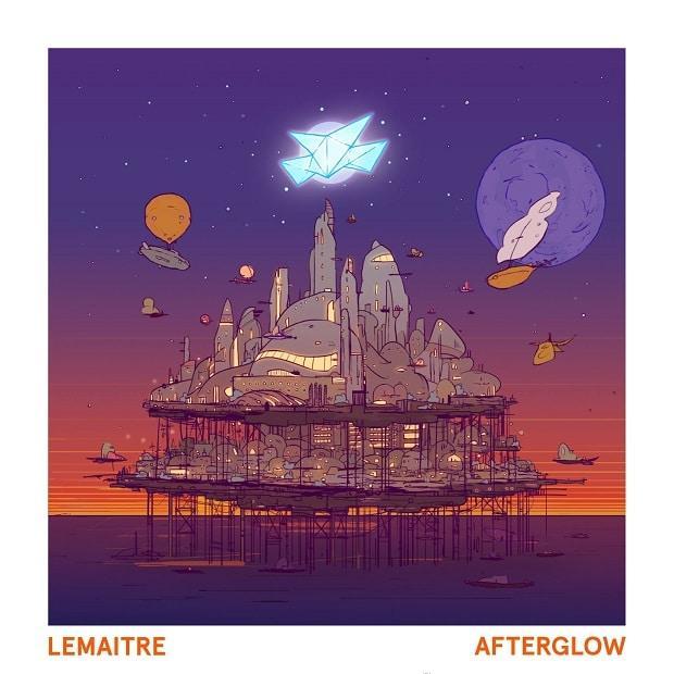 Lemaitre — Afterglow (EP) — Электронное тепло инди-фьюче