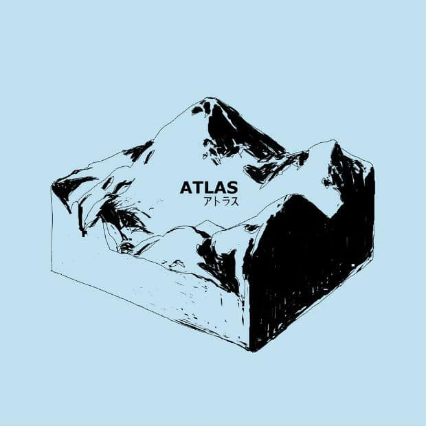 Les Gordon - Atlas EP