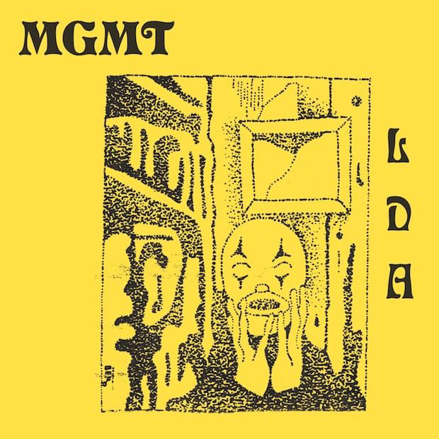 MGMT - Little Dark Age – Золотое сечение инди-денса