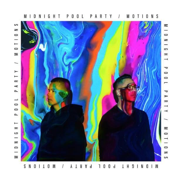 Midnight Pool Party - Motions (EP) – Эклектика австралийского диско