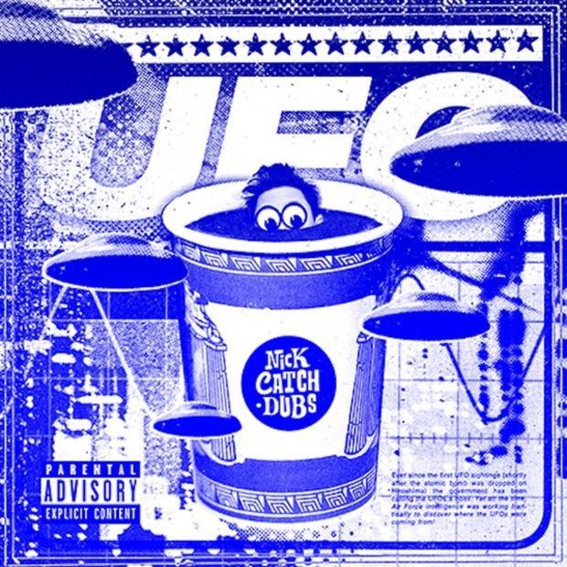 Nick Catchdubs – UFO – Звуковой диссоциатив