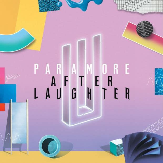 Paramore – After Laughter – Романтика и поп-рок 80х