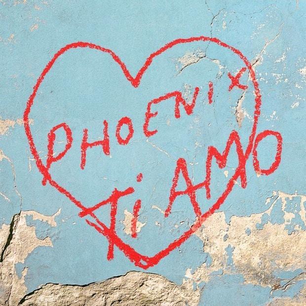 Phoenix - Ti Amo – Инструментальная эклектика 80-х