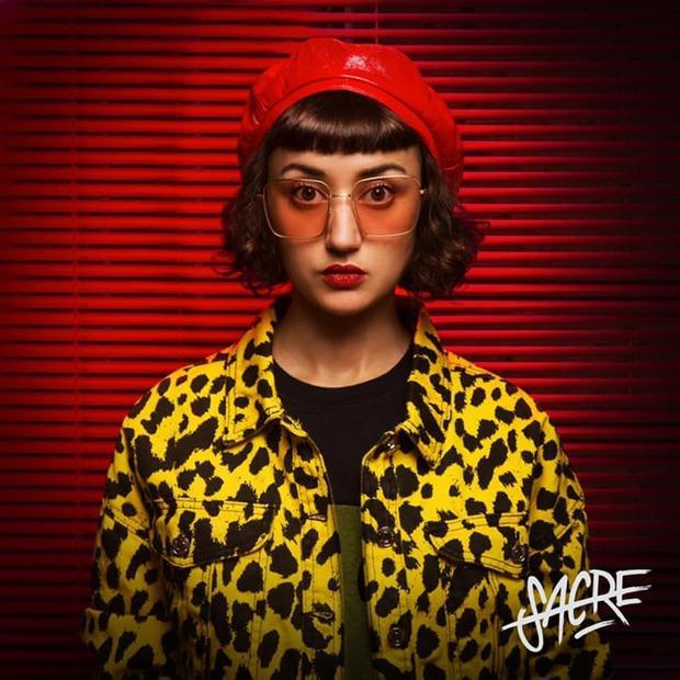 Sacre - Love Revolution (ЕР) – Эмоциональный заряд денса