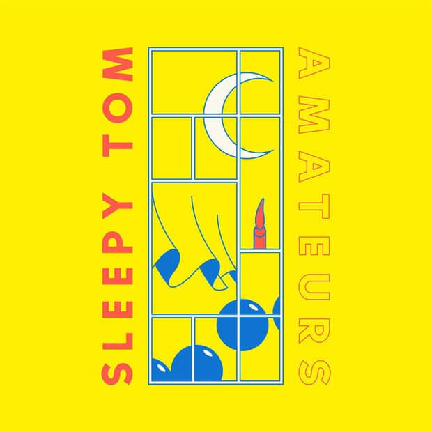 Sleepy Tom - Amateurs (EP) - Альтернативный инди-денс
