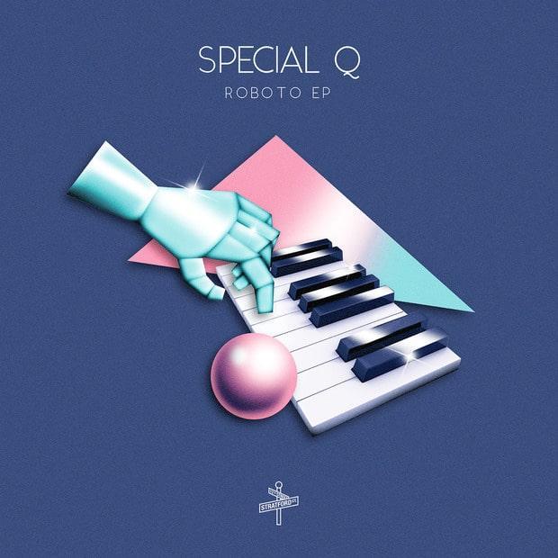 Special Q - Roboto (EP) – Синтвейв для мечтателей