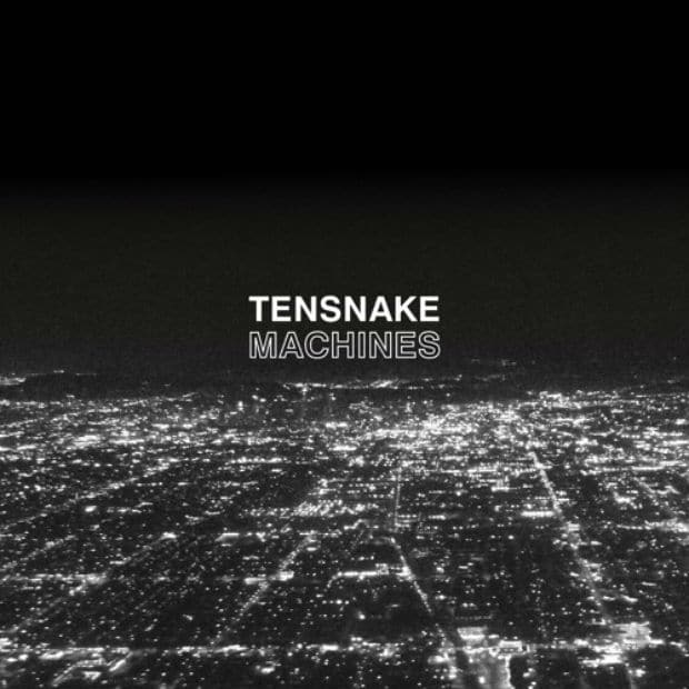 Tensnake – Machines (ЕР) – Синтетическое спейс-диско