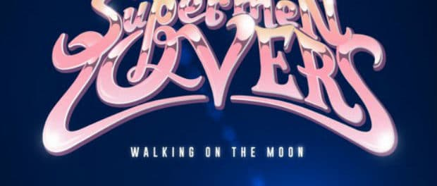 The Supermen Lovers - Walking on the moon (EP)
