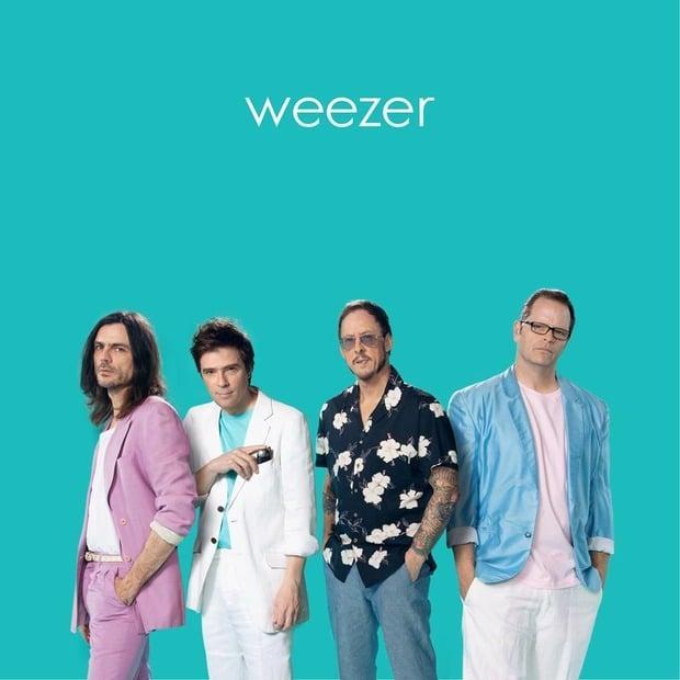 Weezer - The Teal Album – Назад в прошлое