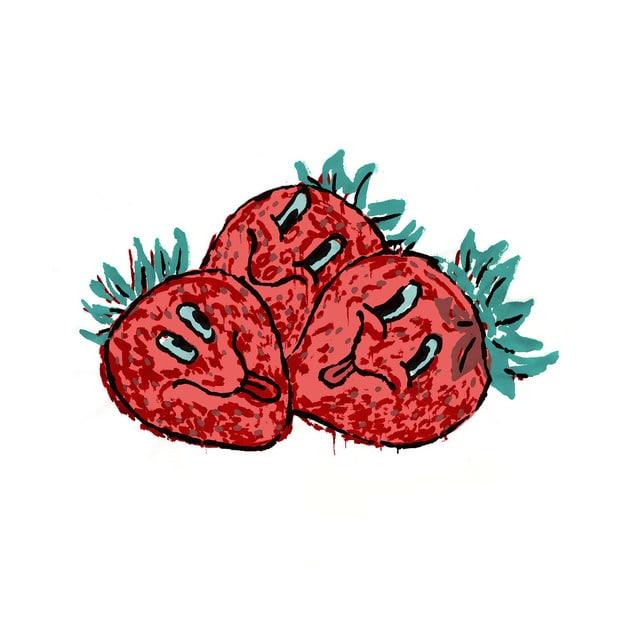 Yacht - Strawberry Moon (EP) – Безудержная индитроника