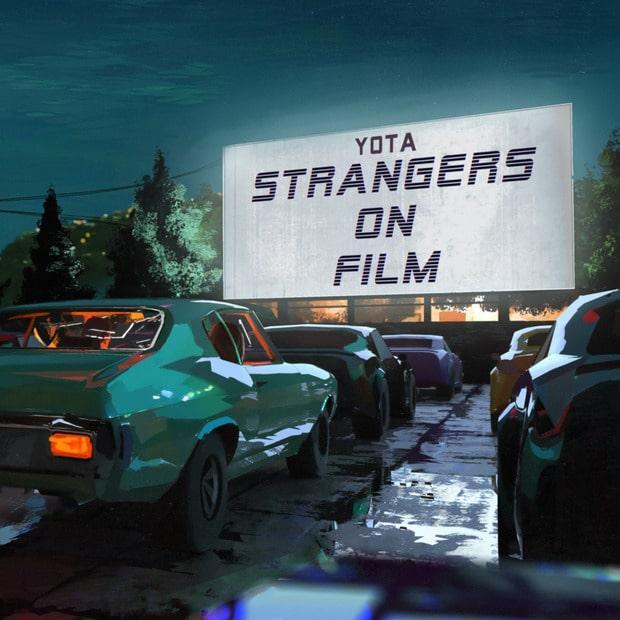 Yota - Strangers on Film – Неоновая ретроспектива
