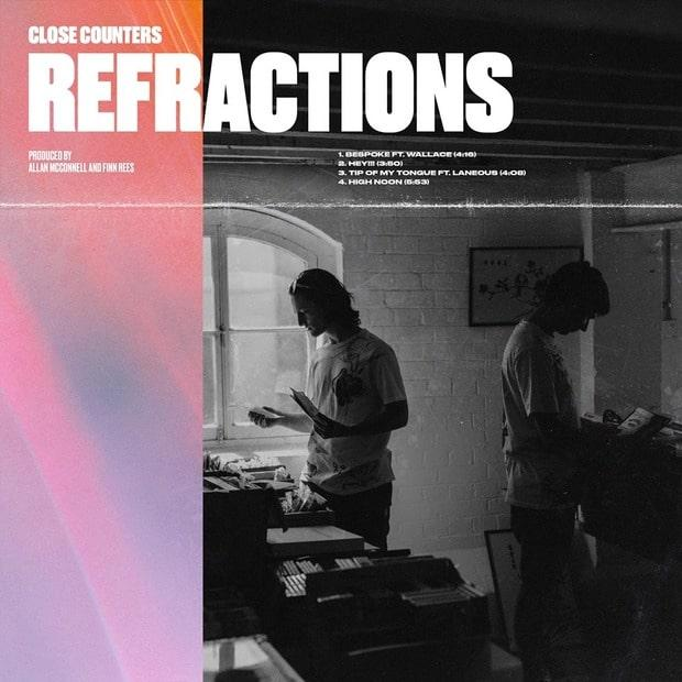 Close Counters - Refractions (EP) – Новые интерпретации денса