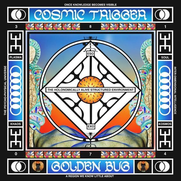 Golden Bug - Cosmic Trigger – Экстатичная электроника