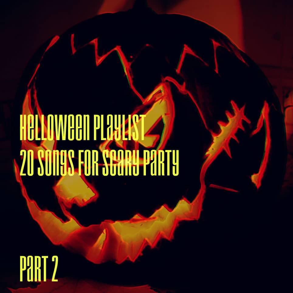 Хеллоуин плейлист! Часть 2 для 2016 года
