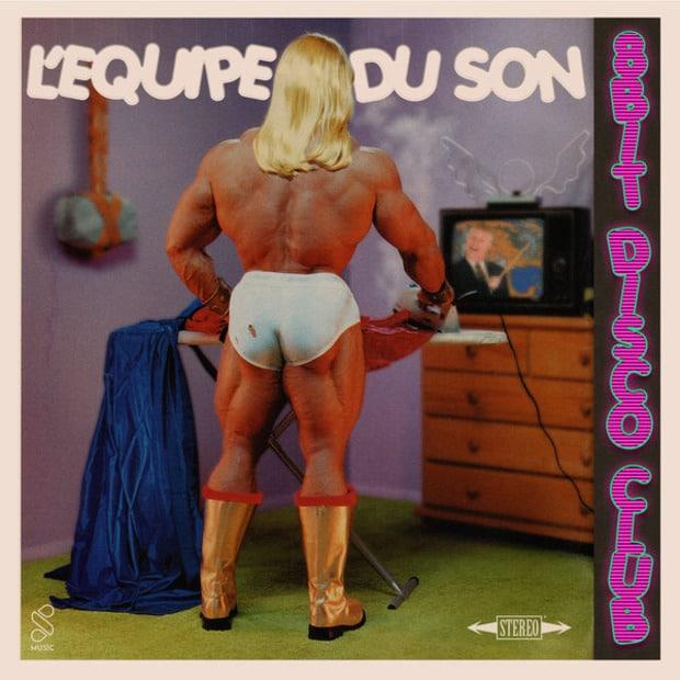 L'Equipe du Son - 8bit Disco Club – Вау-эффекты аналогового диско