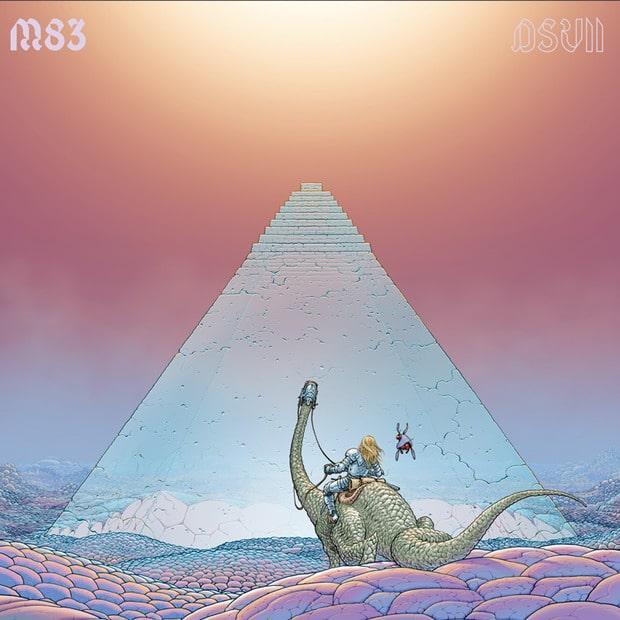 M83 – DSVII – Эмбиент в синтвейве