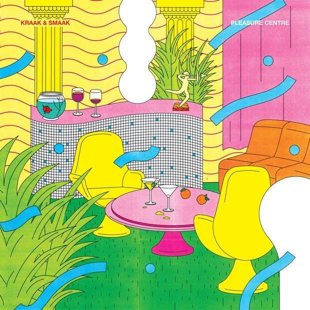 Kraak & Smaak — Pleasure Centre — Безупречный танцевальный джем